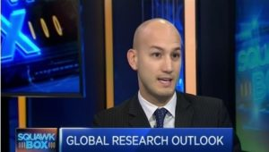 Benjamin Quinlan at CNBC Squawk Box Interview on Global Research Outlook