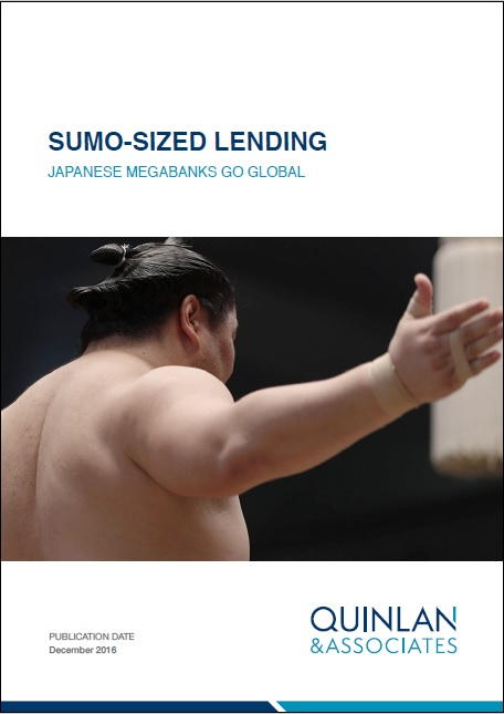 Quinlan & Associates Insights: Sumo-Sized Lending