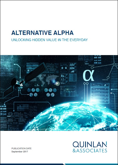 Quinlan & Associates Insights: Alternative Alpha