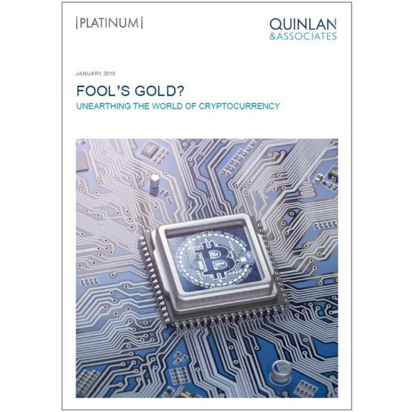 Quinlan & Associates Platinum: Fool's Gold?